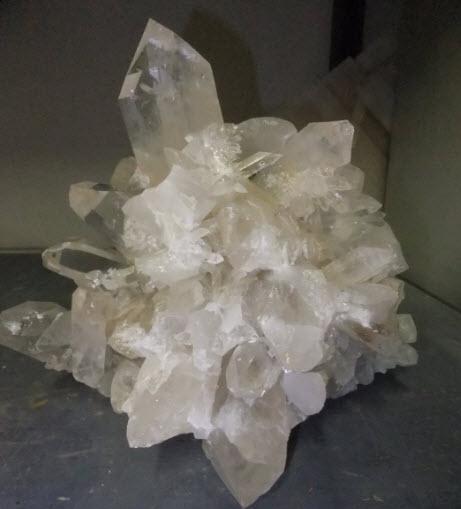quartz chunk, quartz specimen