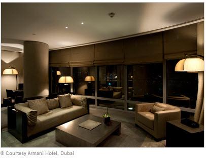 hotel Armani