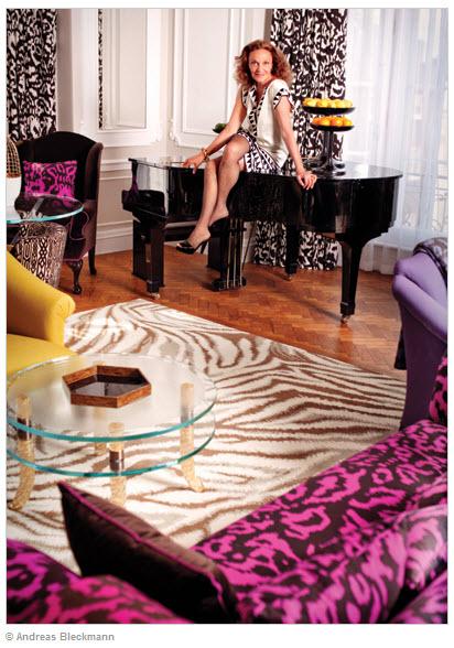 hotel Claridges Diane Von Furstenberg suite