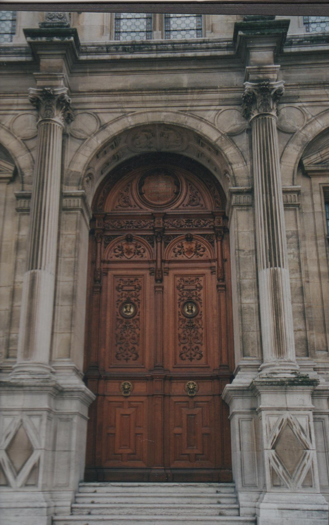 paris door, paris architecture, france, classic architecture