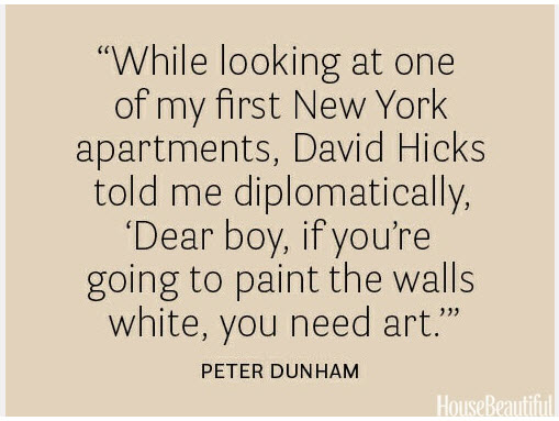 Peter Dunham quote