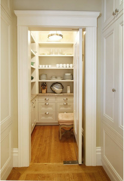 White Butlers Pantry